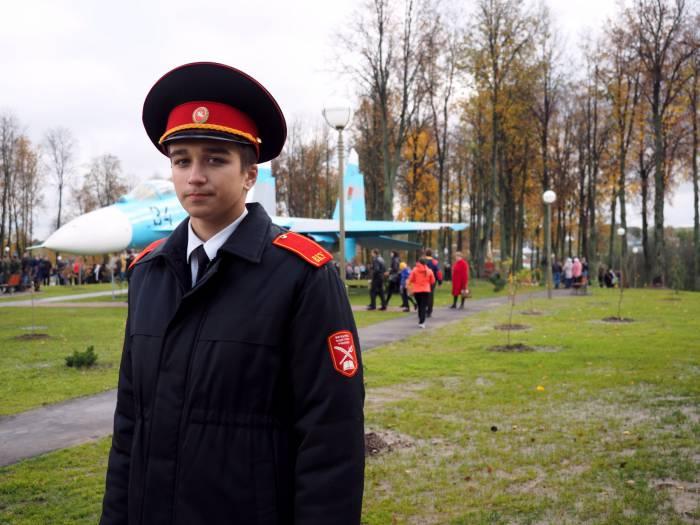 курсант витебского кадетского училища
