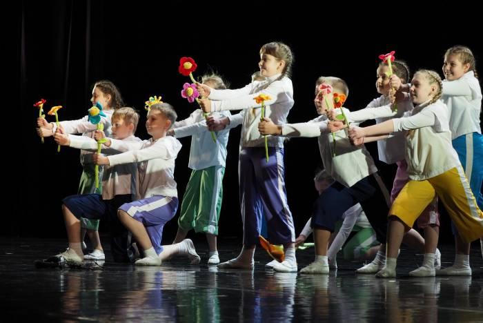 Студия современного танца «Параллели»
