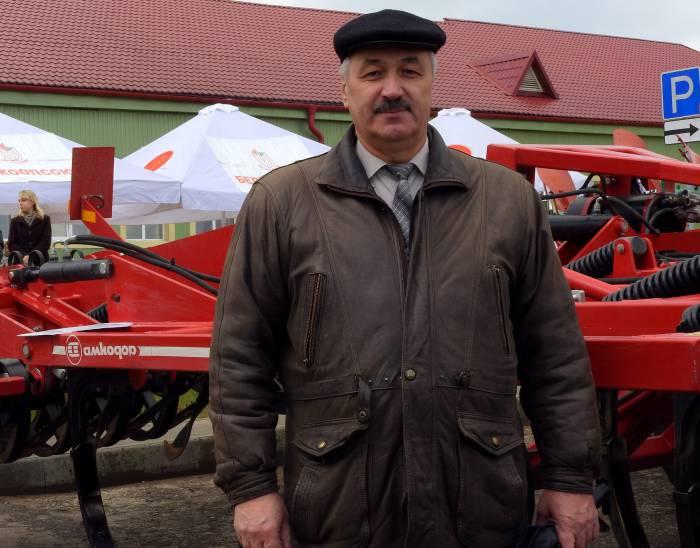Александр Масалович Сенно