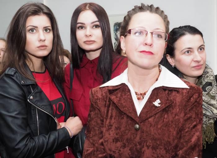 директор музея Марка Шагала Ирина Воронова