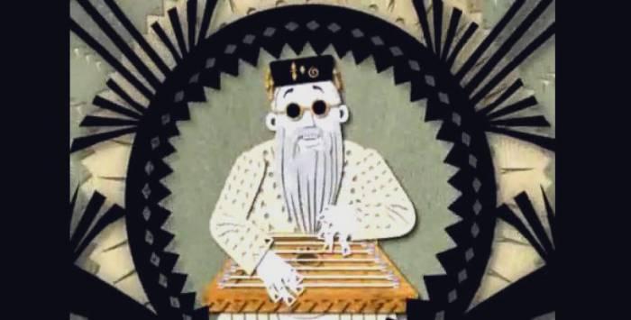 Кадр из мультфильма «Беларускія прымаўкі» режиссера Михаила Тумеля