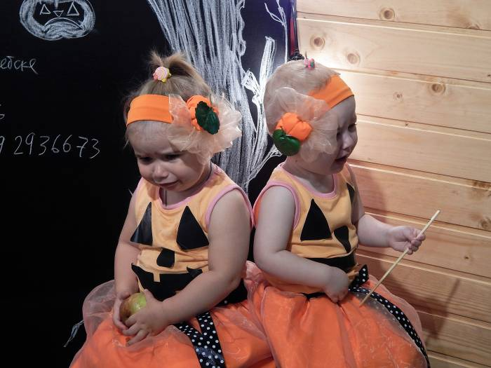хеллоуин детский