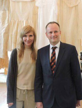 витебск, посол Швеции, выставка, христесева