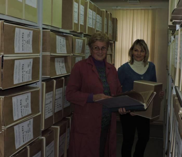 витебск, архив, хранилище