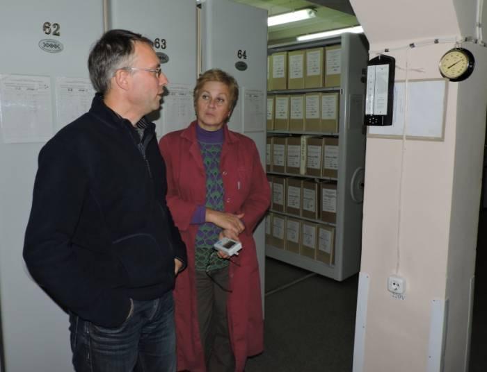 архив, витебск, хранилище