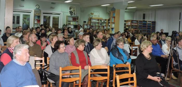витебск, курсы истории, областная библиотека