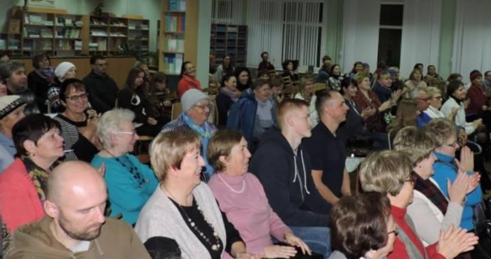 витебск, библиотека, курсы по истории города