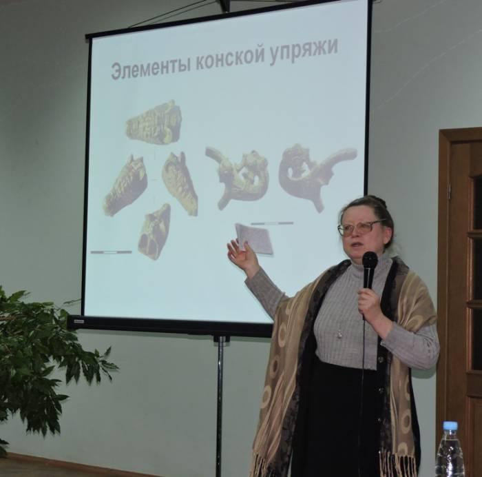 курсы истории, Шарковская, областная библиотека