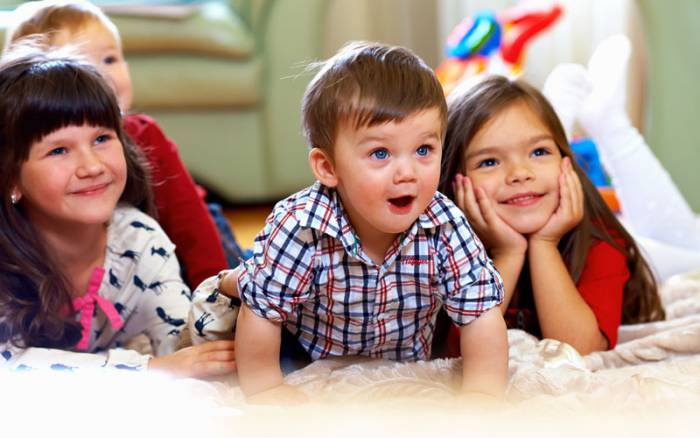 дети, многодетная семья