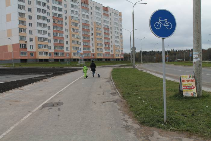 велодорожки, витебск
