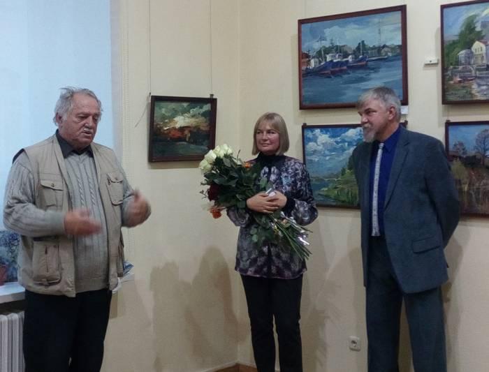 художественный музей, выставка, Цыбульские