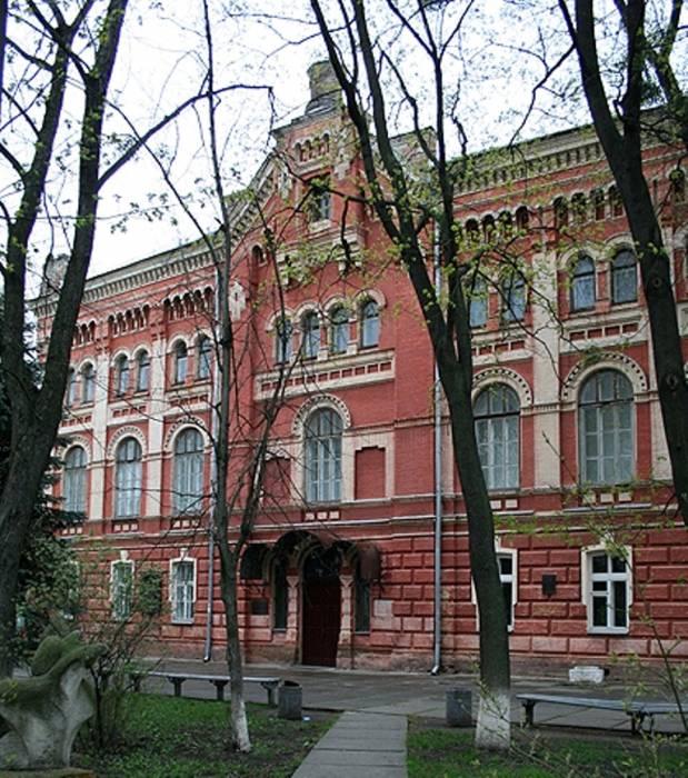 киев, малевич, институт