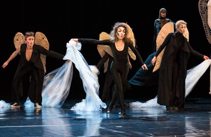 Народный молодежный театр «Колесо»