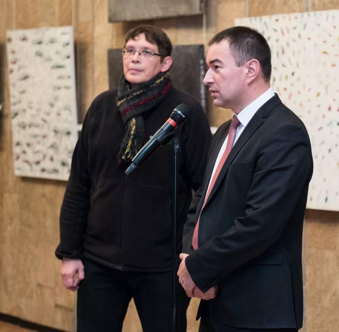 Андрей Духовников и Александр Сидоренко