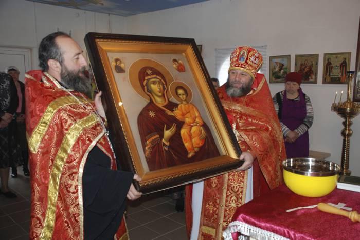 """Икона """"Избавительница"""" - один из самых почитаемых образов в христианстве. Фото nekei.cerkov.ru"""