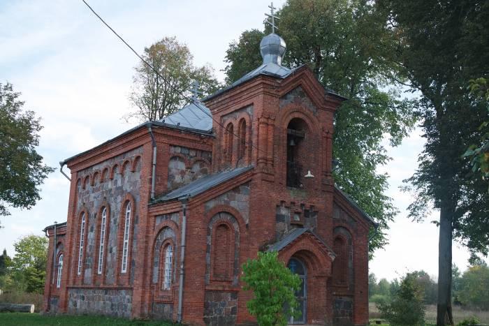лесковичи, церковь, радонежский