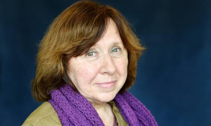 Светлана Алексиевич в Витебск не приедет