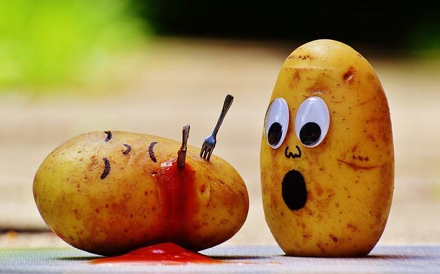 Нелегальная картошка