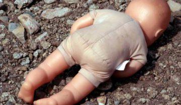 убитый младенец