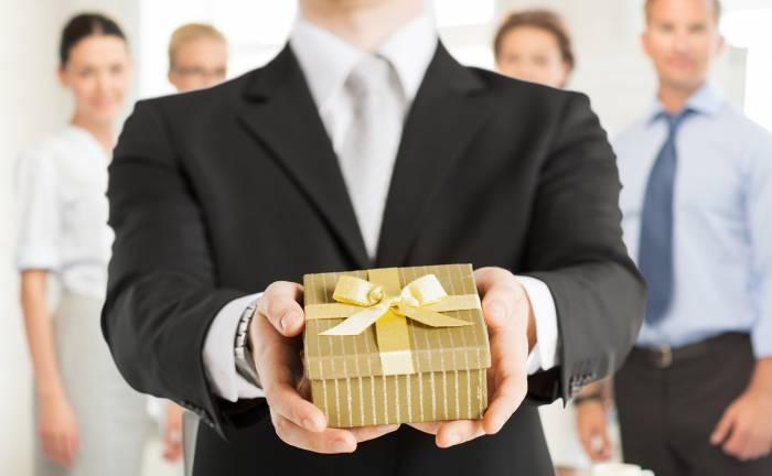 подарок для босса