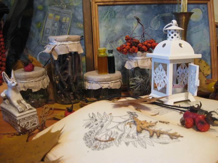 Осень поможет вам украсить дом! Фото Анастасии Вереск