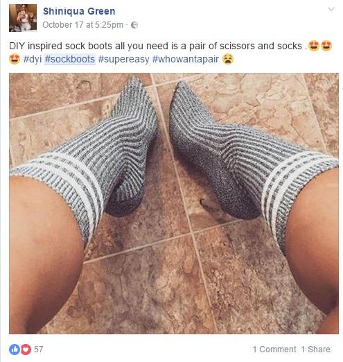 #sockboots в социальной сети Facebook