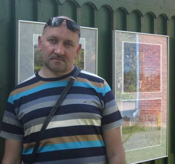 Виктор Борисенков. Фото из личного архива