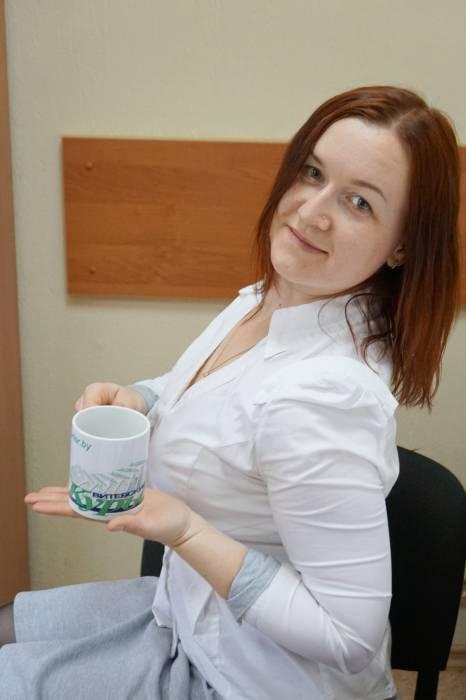 Лариса - победительница нашего конкурса