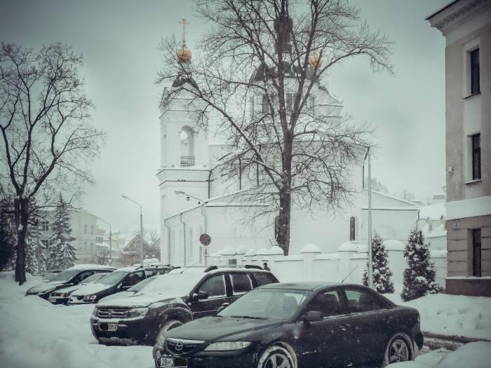 Улица Шубина