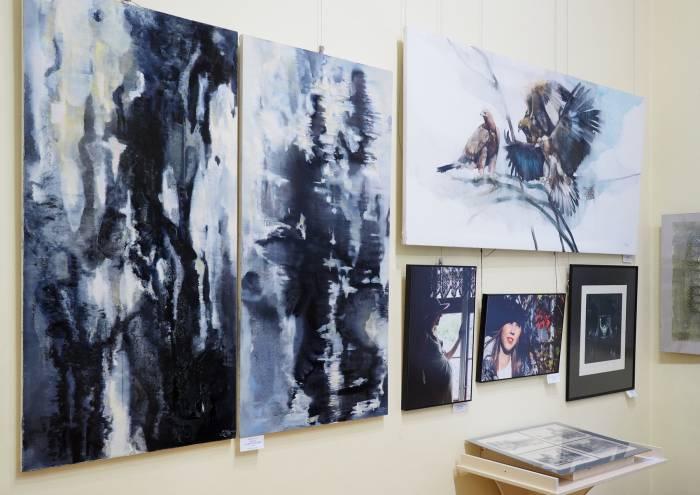 Выставка творческого объединения художников Юрмалы