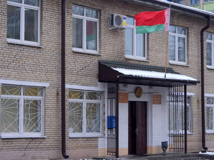 Первомайский суд города Витебска
