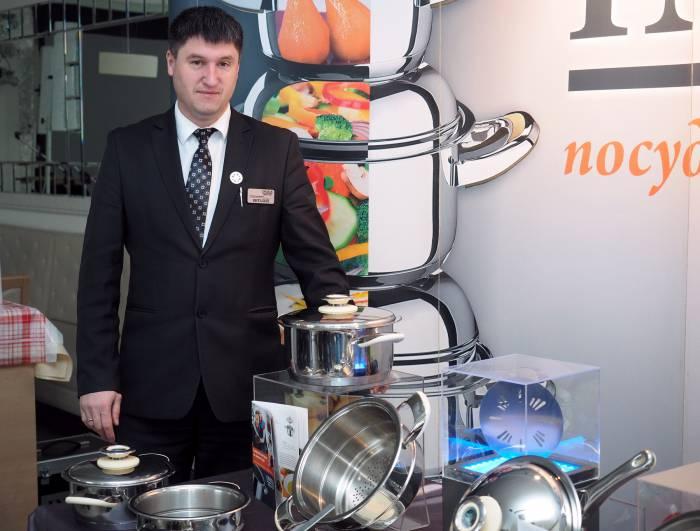 посуда от компании Inoxia