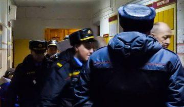 Под стражей бывший заместитель начальника ГАИ УВД Витебского облисполкома Александр Самуль