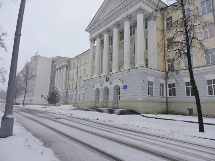 улица, ильинский, витебск, колледж связи