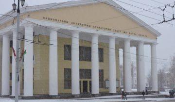 витебск, театр, ильинский