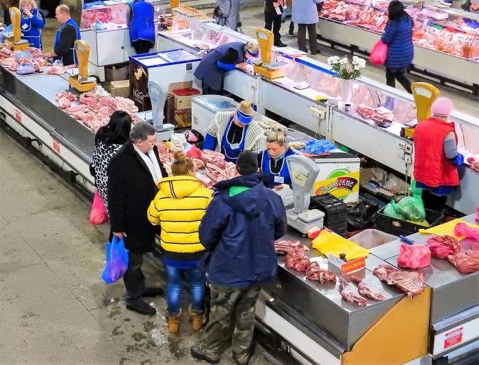 смоленский рынок