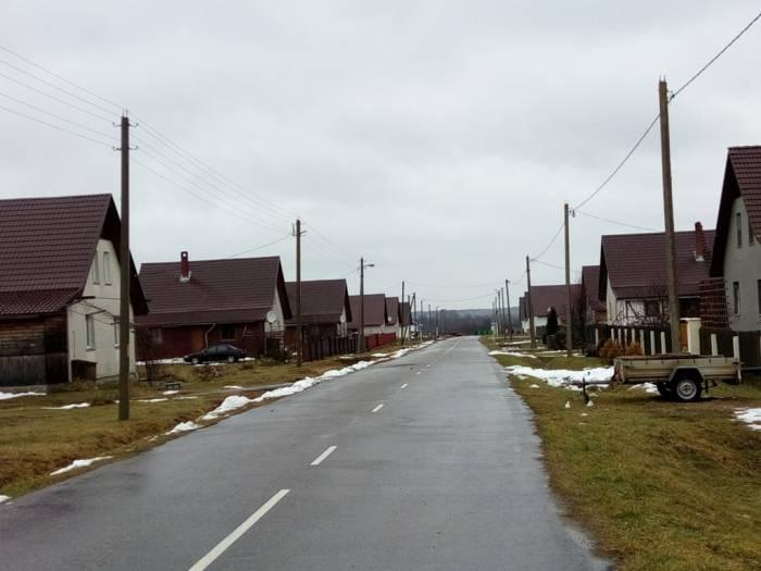 старый лепель, экодома, улица Радужная