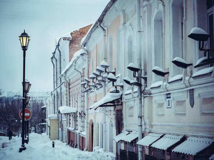 Улица Комиссара Крылова