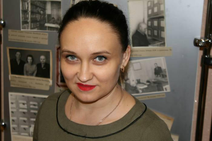 Светлана Мясоедова. Фото из личного архива