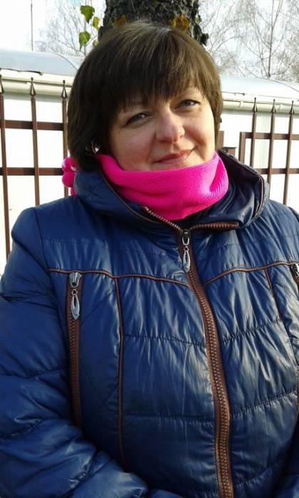 Людмила Сергиевич (Кузнецова). Фото из группы vk.com/podarki_volonteru