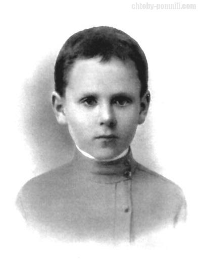 Самуил Маршак. Снимок 1899 года. Фото evitebsj.com