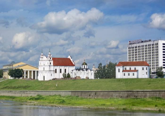 Постройка дворца бракосочетания на площади Тысячелетия может окончательно погубить Нижний замок в Витебске