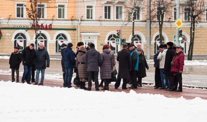 7 ноября 2016 площадь Ленина