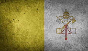 flag vatikan