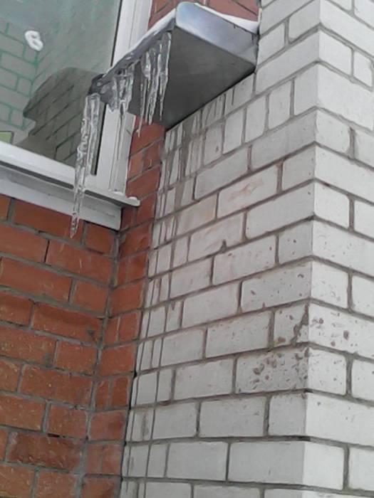 Дом, возле которого произошел инцидент. Фото gorod214.by