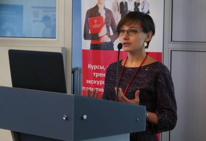 Ирина Виданова. Фото Анастасии Вереск