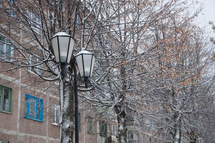 Зимнее волшебство. Фото Анастасии Вереск