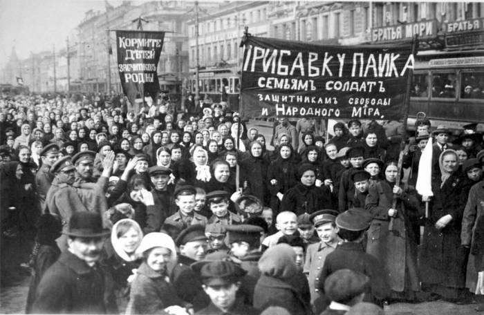 1917. Источник istpravda.ru
