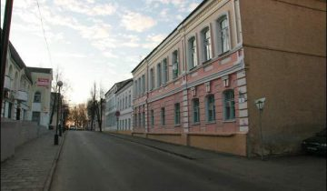 бибкин переулок. Современный вид. Фото Radzima.org