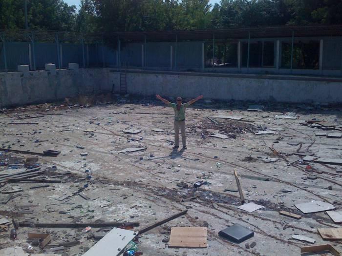 """Так выглядел бассейн """"Дельфин"""" в 2011 году. Фото evitebsk.com"""
